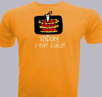 Birthday Today-i-wat-cake T-Shirt
