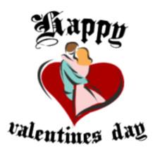 Love Valentinesday T-Shirt