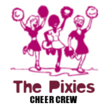 Cheerleading The-Pixies T-Shirt