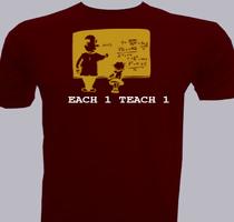 Each--Teach- T-Shirt
