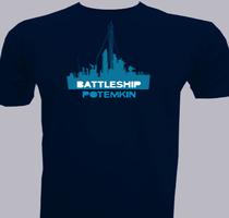 Battleship-Potemkin T-Shirt