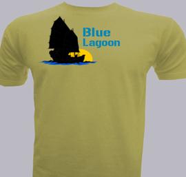 Blue-Lagoon - T-Shirt