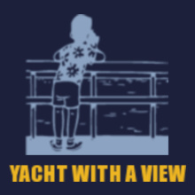 Yachts Yacht-with-a-view T-Shirt