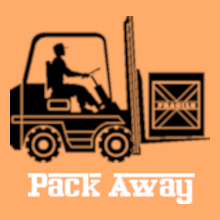 Contracting Pack-away T-Shirt