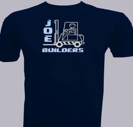 Joe-Builders - T-Shirt