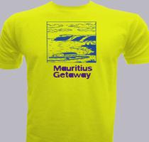Vacation Mauritius-Getaway T-Shirt