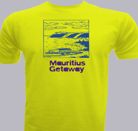 Mauritius-Getaway - T-Shirt