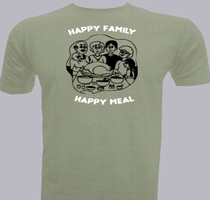 Happy-family-happy-meal T-Shirt