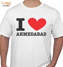 Ahmedabad T-Shirts