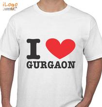 Gurgaon i_l_gur T-Shirt