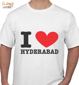 ilovehyder - T-Shirt