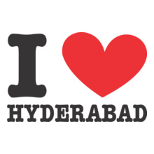 Hyderabad ilovehyder T-Shirt