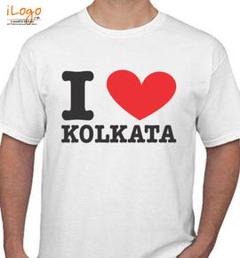 i_l_kolkata - T-Shirt