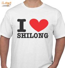 Shillong i_l_shilo T-Shirt