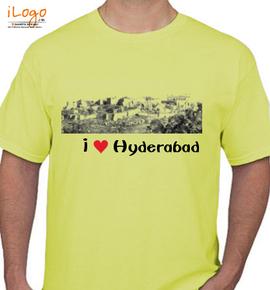Hyderabad_fort - T-Shirt