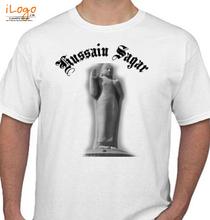 Hyderabad hussain_sagar T-Shirt