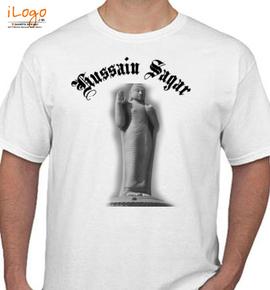 hussain_sagar - T-Shirt