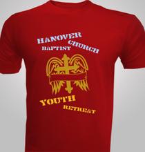 Youth Group hanover-retreat T-Shirt