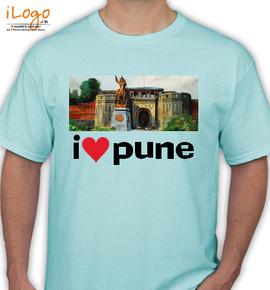 pune - T-Shirt