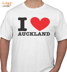 auckland - T-Shirt
