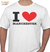 Manchester manchester T-Shirt