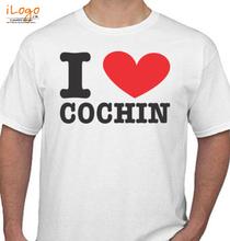 Cochin cochin T-Shirt
