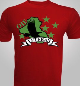 OIF-and--Vet- - T-Shirt