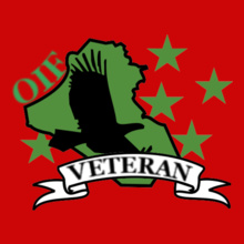 Military OIF-and--Vet- T-Shirt