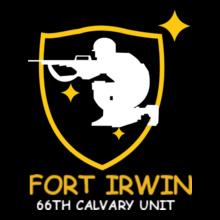 Military Calvary-Unit- T-Shirt