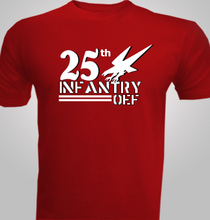 Military th-Infantry- T-Shirt