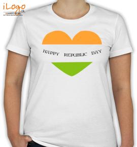 Ind_Heart - T-Shirt [F]