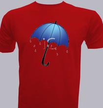 blue-umbrala T-Shirt