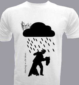 musical rains - T-Shirt