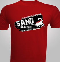 Military st-Armored-Division- T-Shirt
