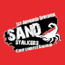 st-Armored-Division- T-Shirt