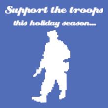 Military no-presents- T-Shirt