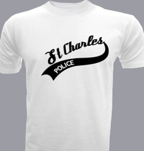 St-Charles-Police T-Shirt