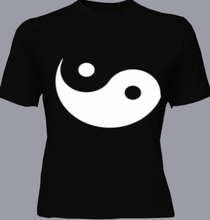YingYan-black T-Shirt