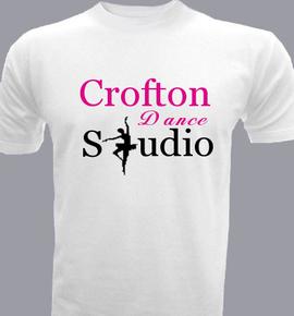 Crofton Dance Studio Men S R N T Shirt At Best Price Editable Design United Kingdom,Salon Interior Design Ideas