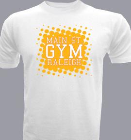 Main St  Gym - T-Shirt