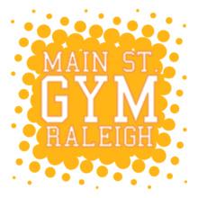 GYM  Main-St--Gym T-Shirt