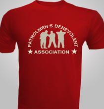 Police PATROLMENS-BENEVOLENT T-Shirt