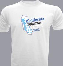 Police CA-Highway-Patrol T-Shirt