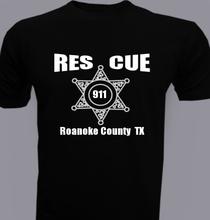 Police roanoke-rescue T-Shirt