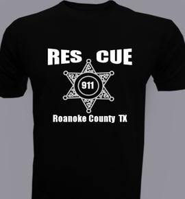 roanoke rescue - T-Shirt