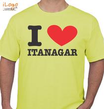 itnagar T-Shirt