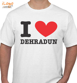 dehradun - T-Shirt