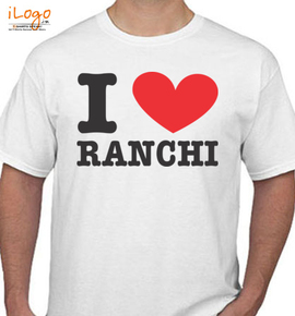 ranchi - T-Shirt