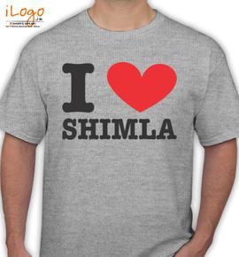 shimla - T-Shirt
