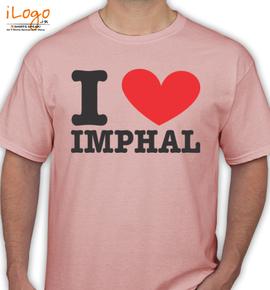 imphal - T-Shirt